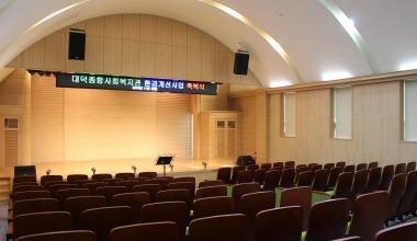 4층 강당/ 114석 by 웹마스터